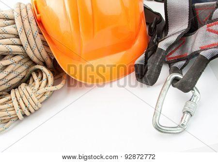 New climbing equipment