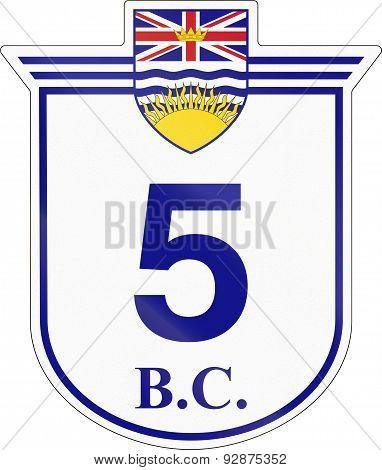 British Columbia Highway 5