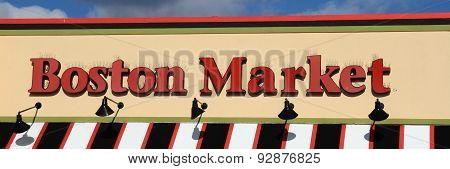 Boston Market Store Logo