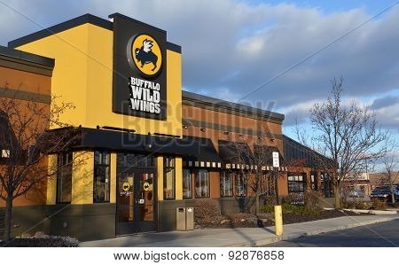Buffalo Wild Wings Store