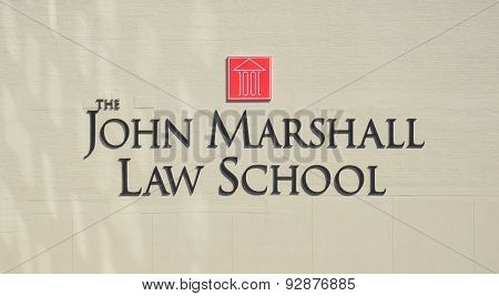 John Marshall Law School Logo