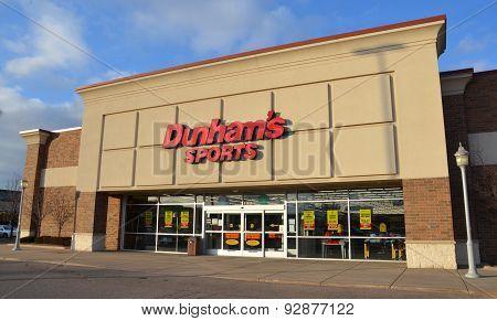 Dunham's Canton Store