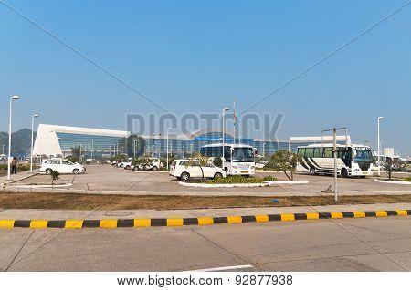 Lal Bahadur Shastri International Airport Or Varanasi International Airport