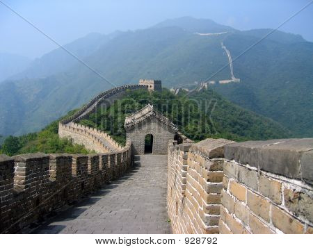 Great Wall First-Person