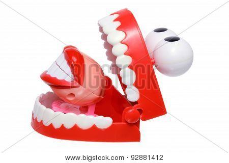 Chattering Teeth Toys