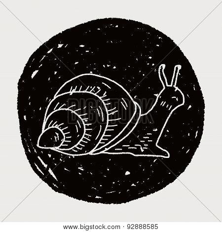 Snail Doodle