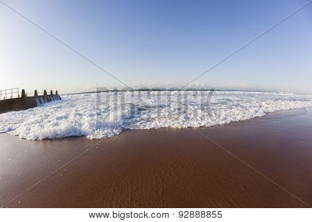 Beach Ocean Tidal Pool