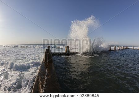 Wave Tidal Pool