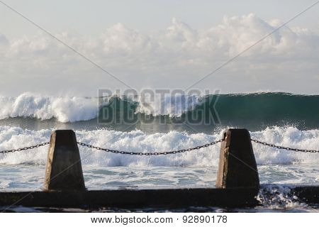Waves Tidal Pool