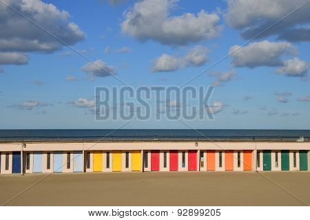 France, The Picturesque City Of Le Touquet