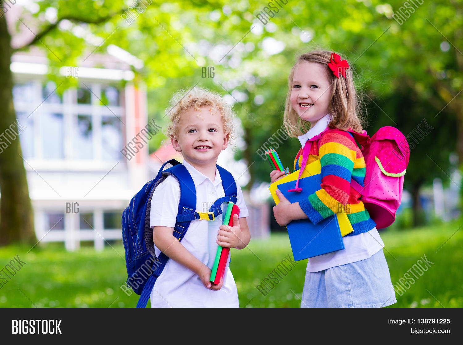 going to school Going to school has 45 ratings and 7 reviews colorful new editions of a timeless series designed to introduce young children to unfamiliar situations in.