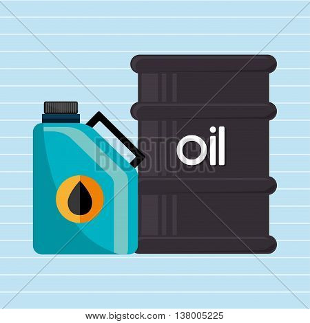 barrel of petroleum isolated icon design, vector illustration  graphic