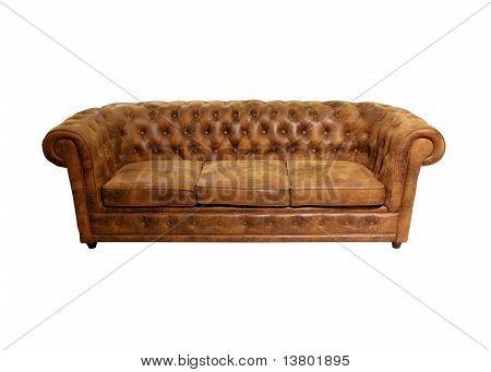 Old Grunge Sofa