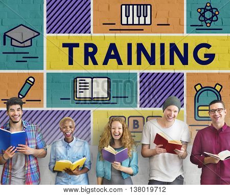 Trainaing Tuition Education Knowledge Learning Concept
