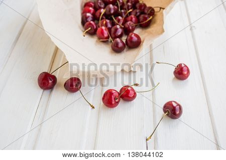 Fresh Harvest Cherries