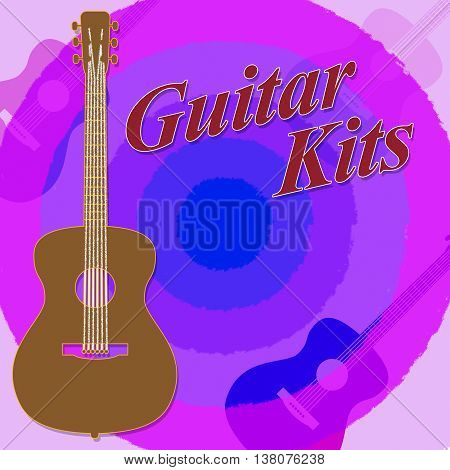 Guitar Kits Shows Guitars Guitarist And Diy