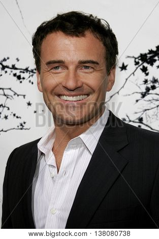 Julian McMahon at the Los Angeles premiere of 'Premonition' held at the Cinerama Dome in Hollywood, USA on March 12, 2007.