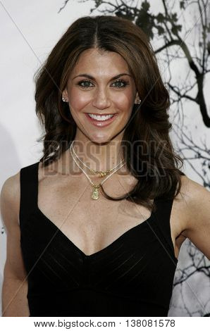 Samantha Harris at the Los Angeles premiere of 'Premonition' held at the Cinerama Dome in Hollywood, USA on March 12, 2007.