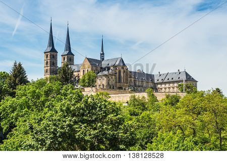 Michaelsberg Abbey (Kloster Michelsberg) - Bamberg Germany
