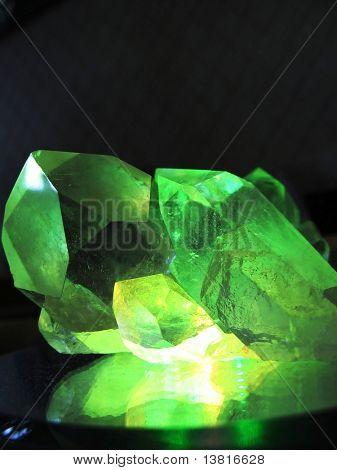 Mountain cristal
