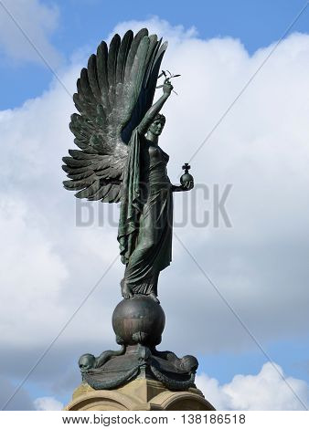 Angel Peace Statue in Brighton and Hove, England