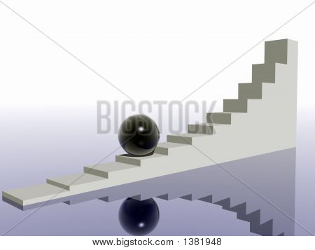 Difficult Way Upward.