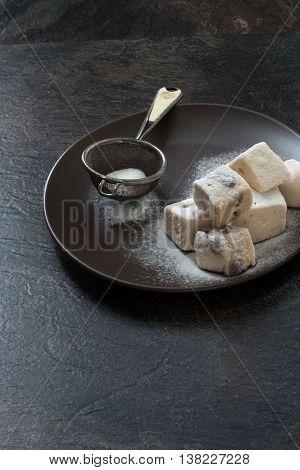 Port Wine Raising Marshmallow