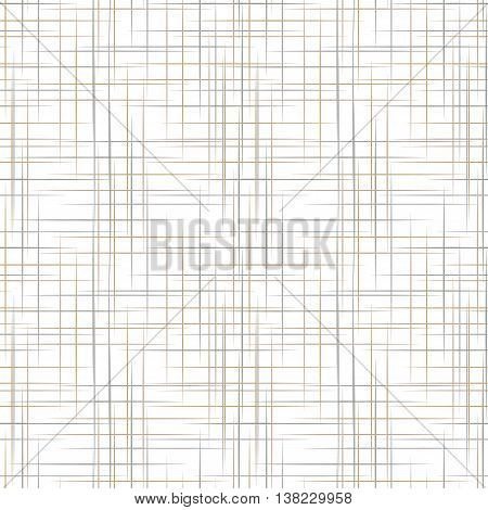 Seamless abstract line pattern can be used for wallpaper, website background, wrapping paper. Hair bright pattern. Abstract design.
