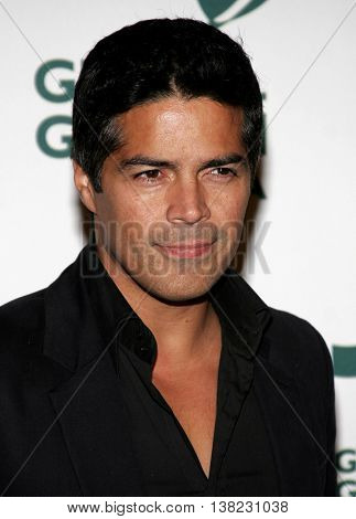 Esai Morales at the Global Green USA Pre-Oscar Celebration to Benefit Global Warming held at the Avalon in Hollywood, USA on February 21, 2007.