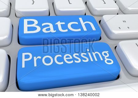 Batch Processing Concept