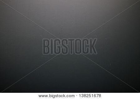 full frame of the blackboard
