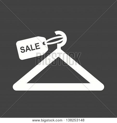 Sold, tag, sale icon vector image. Can also be used for shopping. Suitable for use on web apps, mobile apps and print media.