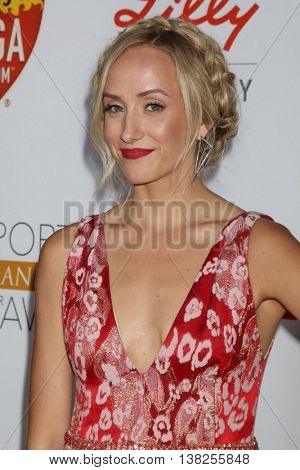 LOS ANGELES - JUL 12:  Nastia Liukin at the 2nd Annual Sports Humanitarian Of The Year Awards at the Congo Room on July 12, 2016 in Los Angeles, CA
