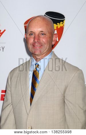 LOS ANGELES - JUL 12:  Sean McDonough at the 2nd Annual Sports Humanitarian Of The Year Awards at the Congo Room on July 12, 2016 in Los Angeles, CA