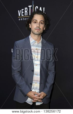 LOS ANGELES - JUL 11:  Matt Bush at the  Undrafted Los Angeles Premiere  at the ArcLight Hollywood on July 11, 2016 in Los Angeles, CA