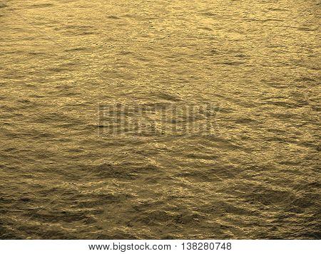 Water Sepia