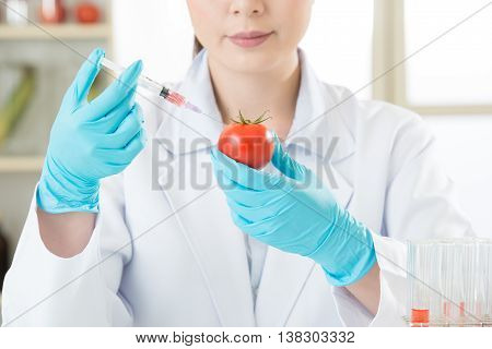Genetic Modification Food Research Will Find The Clue