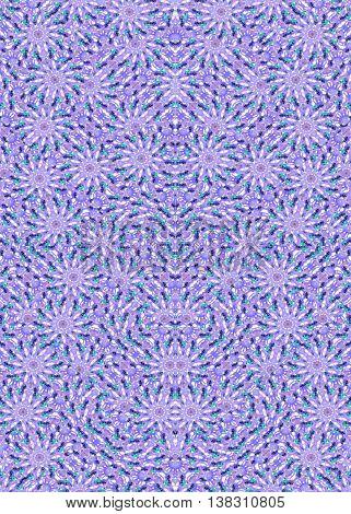 Geometric Intricate Pattern