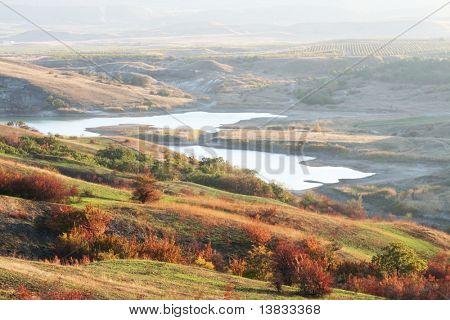 Crimean mountain