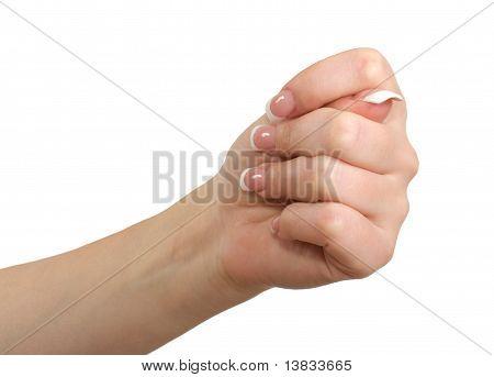 Fig Gesture.