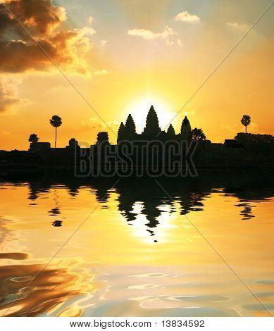 Angkor city