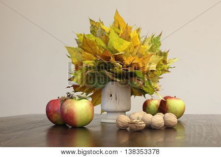 autumn, foliage, apple, sensu ality, curative, october, colours.
