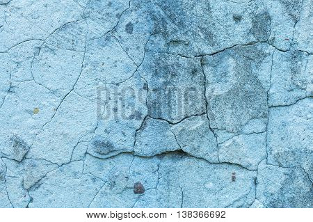 Cracked And Weathered Concrete Texture