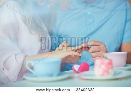 Romantic occasion