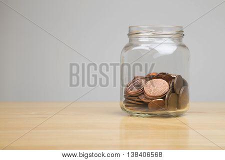 Saving A Small Amout Of Money