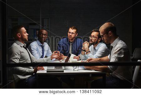 Late meeting