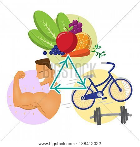 The Cycle of Healthy Lyfestyle