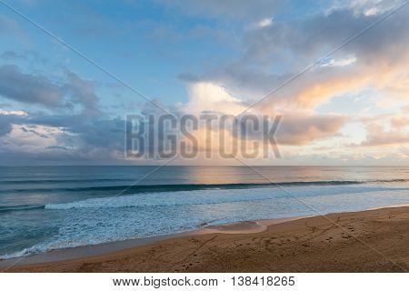 Sunset At Logans Beach, Warnambool