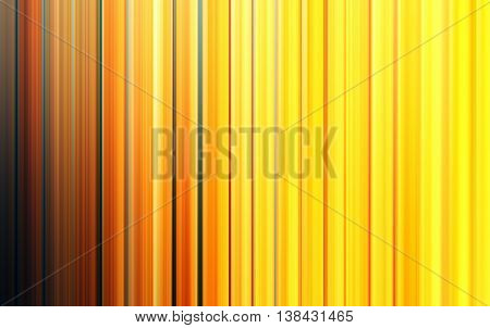 Horizontal vivid yellow curtains business presentation abstract backdrop background