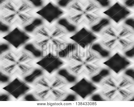 Diagonal Black And White Motion Blur Tracery Abstract Backdrop